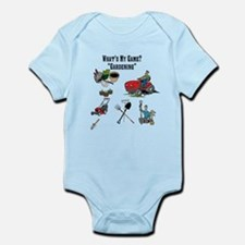 Gardening Infant Bodysuit