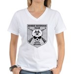 Zombie Response Team: Irvine Division Women's V-Ne