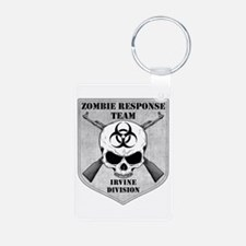 Zombie Response Team: Irvine Division Keychains