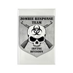 Zombie Response Team: Irving Division Rectangle Ma