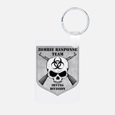 Zombie Response Team: Irving Division Keychains