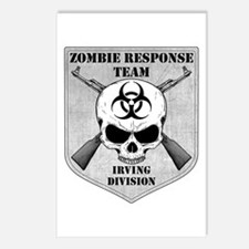 Zombie Response Team: Irving Division Postcards (P
