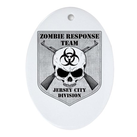 Zombie Response Team: Jersey City Division Ornamen