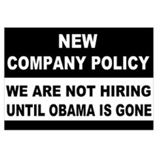 New Company Policy we are not Wall Art Canvas Art