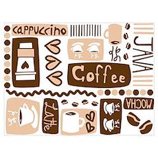 Java Java Java Wall Art Poster