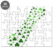 Shamrocks Puzzle