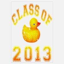Class Of 2013 Duckie Wall Art