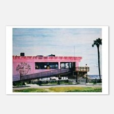 Pink Pony Pub Art Postcards (Package of 8)