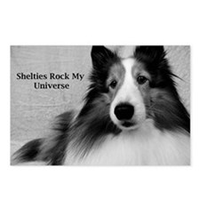 Shelties Rock My Universe Postcards (Package of 8)