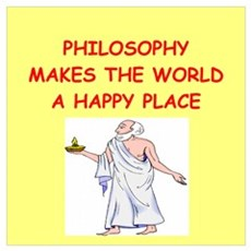philosophy Wall Art Canvas Art