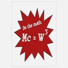 Do the math Wall Art