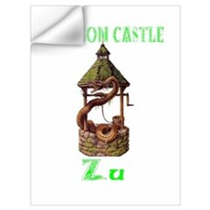 Dragon Castle Wall Art Wall Decal
