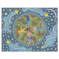 Wish Upon A Star Wall Art Poster