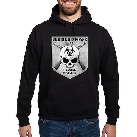 Zombie Response Team: Lansing Division Hoodie (dar