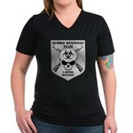 Zombie Response Team: Laredo Division Women's V-Ne