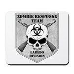 Zombie Response Team: Laredo Division Mousepad