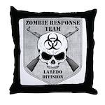 Zombie Response Team: Laredo Division Throw Pillow