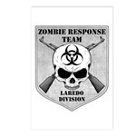Zombie Response Team: Laredo Division Postcards (P