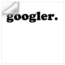 googler Wall Art Wall Decal