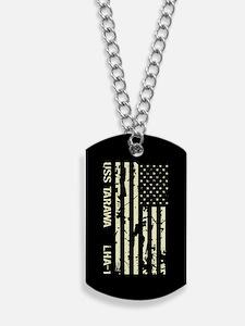 USS Tarawa Dog Tags