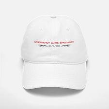 Emergency Care Specialist Baseball Baseball Cap