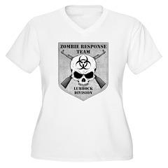 Zombie Response Team: Lubbock Division T-Shirt