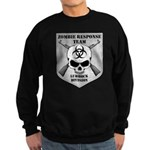 Zombie Response Team: Lubbock Division Sweatshirt