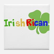 IrishRican Tile Coaster
