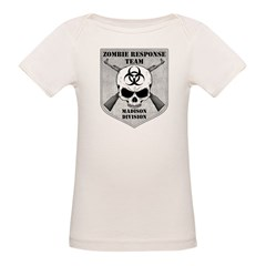 Zombie Response Team: Madison Division Tee