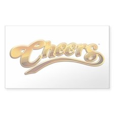 Cheers Logo Decal
