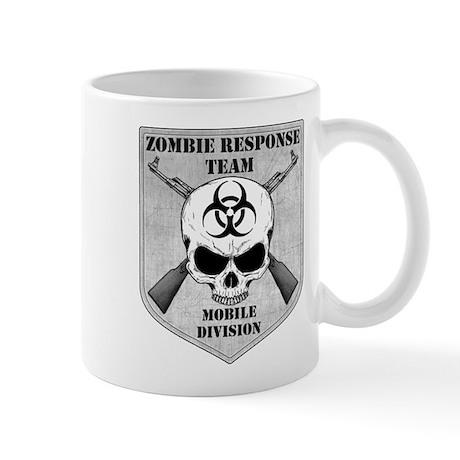 Zombie Response Team: Mobile Division Mug