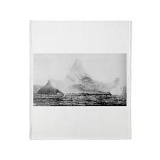 The Iceberg Throw Blanket