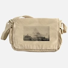 The Iceberg Messenger Bag