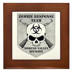 Zombie Response Team: Moreno Valley Division Frame