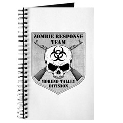 Zombie Response Team: Moreno Valley Division Journ