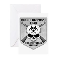 Zombie Response Team: Moreno Valley Division Greet