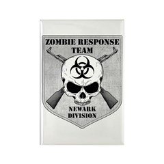 Zombie Response Team: Newark Division Rectangle Ma