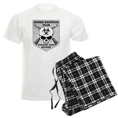 Zombie Response Team: Newport News Division Pajamas