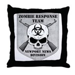 Zombie Response Team: Newport News Division Throw