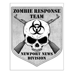 Zombie Response Team: Newport News Division Posters