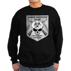 Zombie Response Team: Oceanside Division Sweatshir