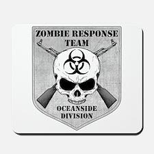 Zombie Response Team: Oceanside Division Mousepad