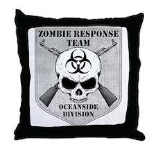 Zombie Response Team: Oceanside Division Throw Pil