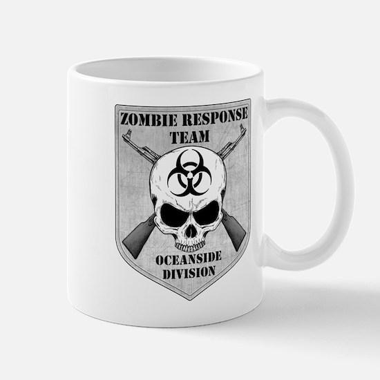 Zombie Response Team: Oceanside Division Mug