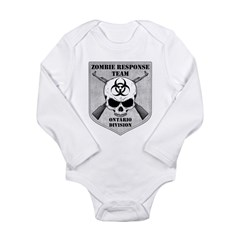 Zombie Response Team: Ontario Division Long Sleeve