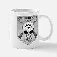 Zombie Response Team: Ontario Division Mug