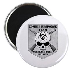 Zombie Response Team: Overland Park Division 2.25""