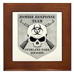 Zombie Response Team: Overland Park Division Frame