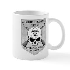 Zombie Response Team: Overland Park Division Mug