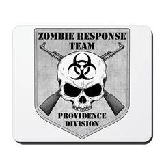 Zombie Response Team: Providence Division Mousepad